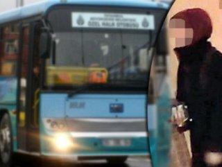 Halk otobüsündeki tecavüz olayından skandal ifadeler