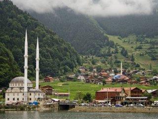 Araplar Trabzon'a şehir kuracak!