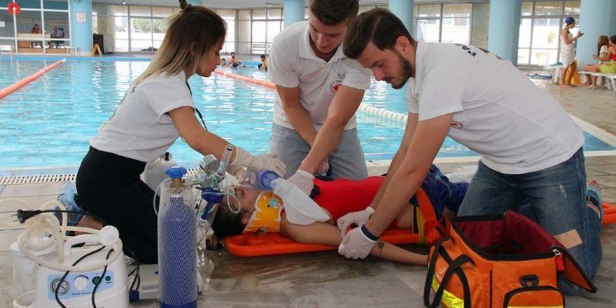 Türkiye'de yılda bin 500 kişi boğularak ölüyor