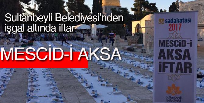 Sultanbeyli Belediyesi kutsal topraklarda