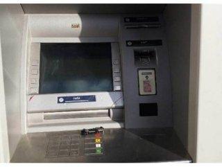 ATM'deki düzeneği polis fark etti