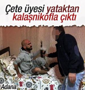 (Özel Haber) Adana'da suç çetesine operasyon