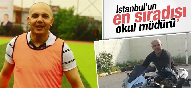 İstanbul'un En Sıradışı Okul Müdürü
