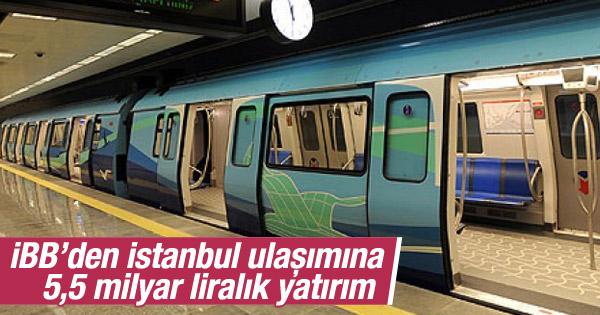 İstanbul'un ulaşım bütçesi belirlendi