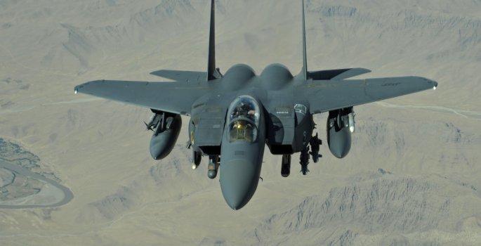 ABD savaş uçakları İncirlik'te