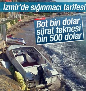İzmir'de 14 insan taciri yakalandı