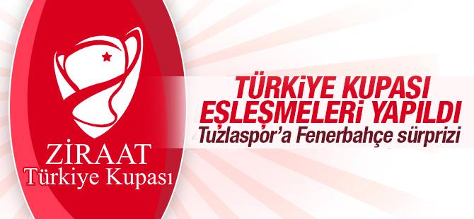 Tuzlaspor'a Kupada Fenerbahçe Sürprizi