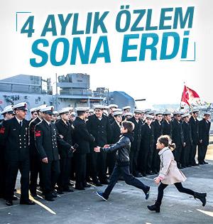 TCG Sokullu Mehmet Paşa Gemisi yurda döndü
