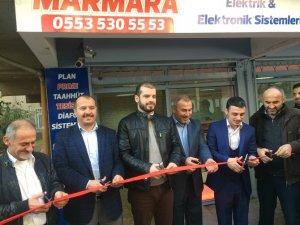 Marmara Elektrik Kaynarca'da Açıldı