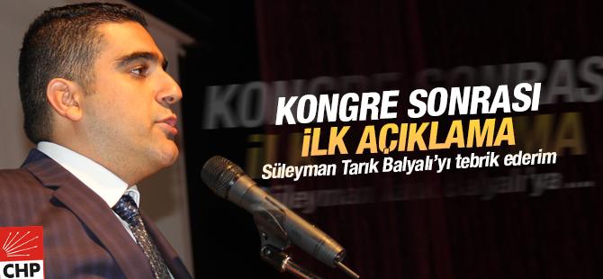 Kongre Sonrası Kemal Ercan'ın İlk Açıklaması