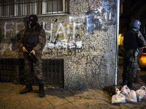 Zeytinburnu'nda  Hava Destekli Uyuşturucu Operasyonu