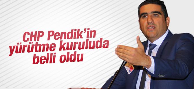 CHP Pendik'in Yürütme Kurulu Belli Oldu