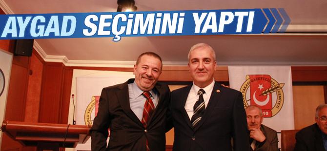 AYGAD'ta Aytekin Yaşar Dönemi