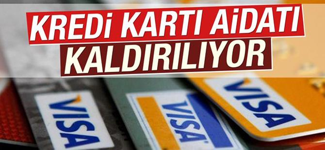 Kredi Kartı Aidatları Kaldırılıyor