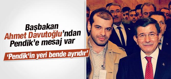 Başbakan Ahmet Davutoğlu: Pendik'in Yeri Bende Ayrıdır