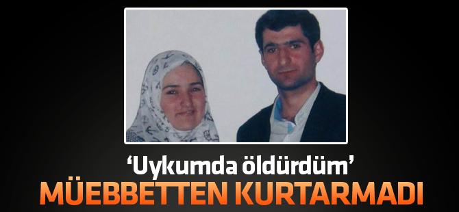 Pendik'te Uykuda Eşini Öldüren Sanığa Müebbet Hapis