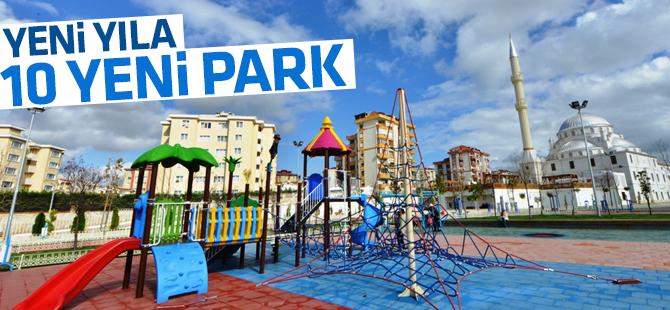 Yeni Yıla 10 Yeni Park