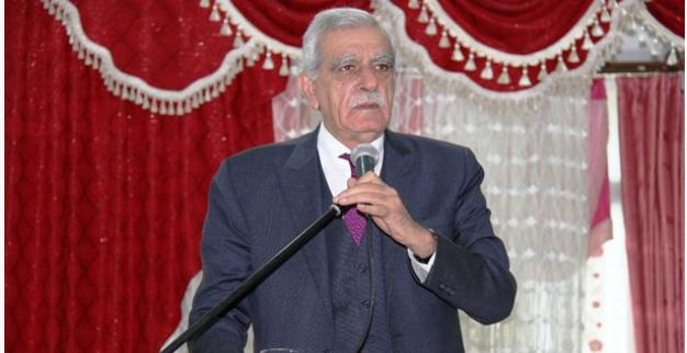 Ahmet Türk'ün torunu tutuklandı