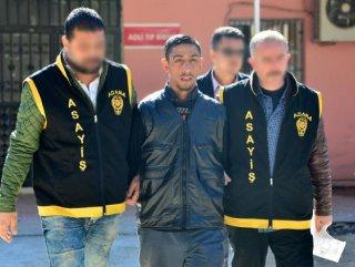 Lise öğrencisinin 20 lirasını gasptan tutuklandı