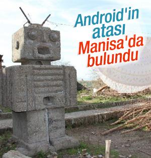 Android'in atası Türkiye'de bulundu