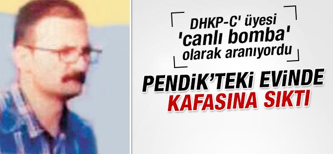 Canlı Bomba Olarak Aranan DHKP-C Üyesi Pendik'teki Evinde İntihar Etti