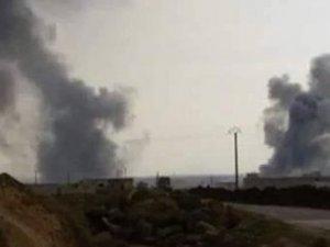 YPG hedefleri obüs ve tanklarla vuruldu