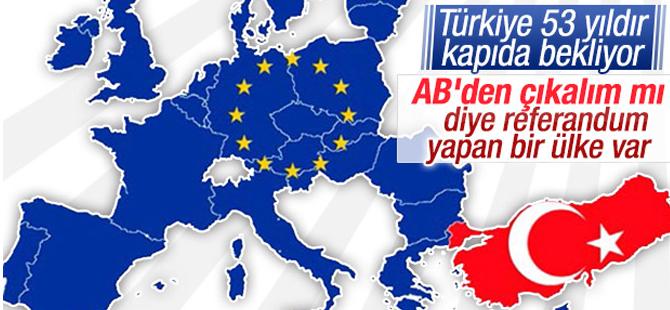 İngiltere'den Avrupa Birliğinde Kalalım mı Kalmayalım mı Referandumu
