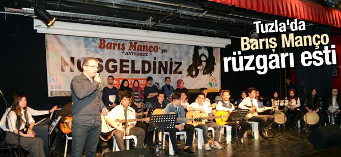 Tuzla'da Barış Manço Rüzgarı Esti