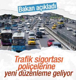 Trafik sigortalarına yeni sistem geliyor