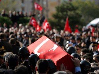 Diyarbakır'da 1 şehit