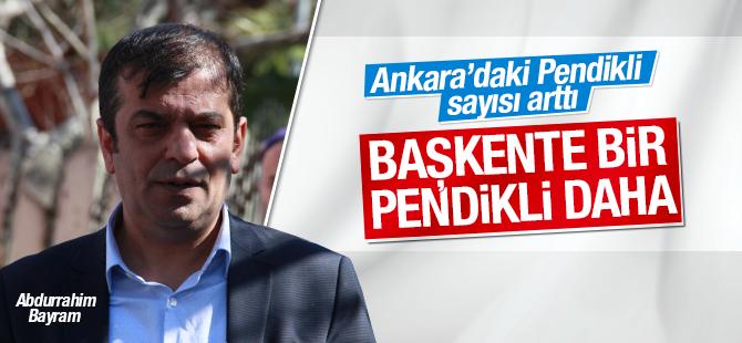 Ankara'daki Pendikli Sayısı Arttı.. Abdurrahim Bayram AFAD'a Getirildi