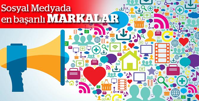Sosyal Medyada en başarılı markalar