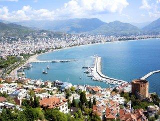 Antalya'ya yapılacak 3. Havalimanı yapılacak