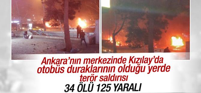 Üç Hafta Arayla Ankara'da 2. patlama