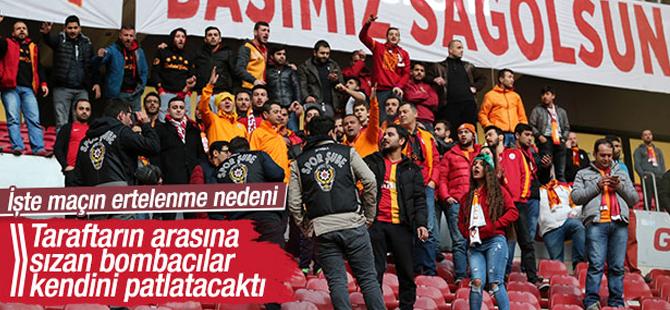 Galatasaray, Fenerbahçe Derbisi Neden Ertelendi - 20 Mart 2016