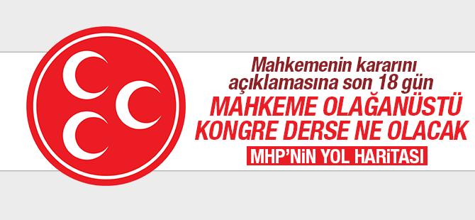 Mahkeme MHP için 8 Nisan'da Karar Verecek