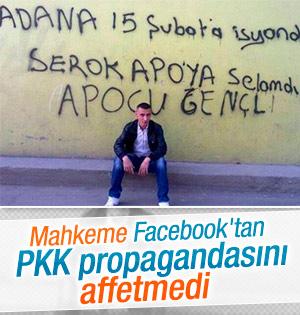 Sosyal Medyada PKK Propagandası Yapan Adanalı Tutuklandı