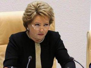 Rusya'ya Federasyon Konseyi Başkanından Türkiye'ye açıklaması