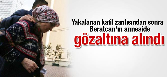 10 Yaşındaki Beratcan'ın Anneside Gözaltına Alındı