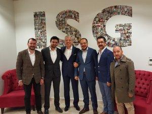 Sabiha Gökçen Havalimanı CEO'su Gökhan Buğday'a Ziyaret