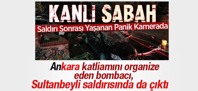 Sultanbeyli - Ankara Katliamlarının Emrini O İsim Vermiş