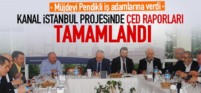 Kanal İstanbul Projesinde ÇED Raporları Tamamlandı