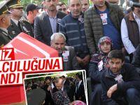 Şehit Üsteğmen Rahim Çelik Son Yolculuğuna Pendik'ten Uğurlandı