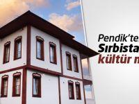 Pendik'ten Sırbistan'a Kültür Merkezi