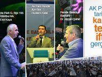 AK Parti Pendik Tarihinin en kalabalık teşkilat iftarını gerçekleştirdi