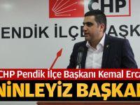 """Pendik CHP İlçe Başkanından Açıklama """"Seninleyiz başkanım"""""""