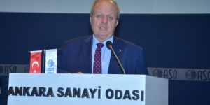 ASO Başkanı Özdebir ekonomiyi değerlendirdi