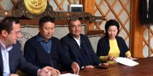 Ünlü çikolata markası Moğolistan'da faaliyet gösterecek