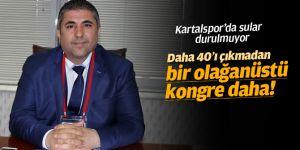 Kartalspor'da 40 çıkmadan bir olağanüstü kongre daha!