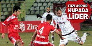 Tuzlaspor Türkiye Kupası E grubunda liderliğini sürdürdü